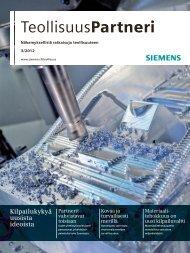 TeollisuusPartneri | 3/2012 - Siemens