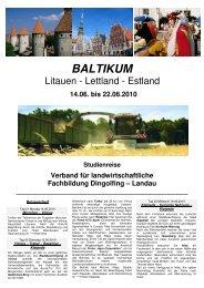 Programm - Verband für landwirtschaftliche Fachbildung in Bayern eV
