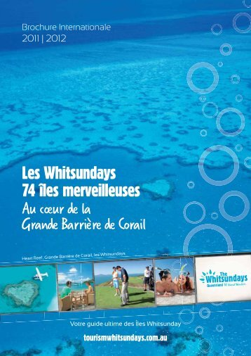 détails produit - Whitsundays