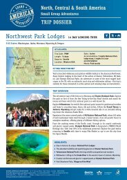 Northwest Park Lodges Premium - Adventure holidays