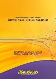 5940 - tecido premium - Estilotex