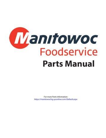 S0450 Parts - Manitowoc Ice