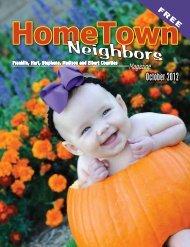 October - HomeTown Neighbors Magazine