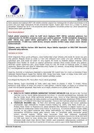Gün Ortası 02/07/2013 Güne yatayda alıcılı başlayan BIST 100 ...