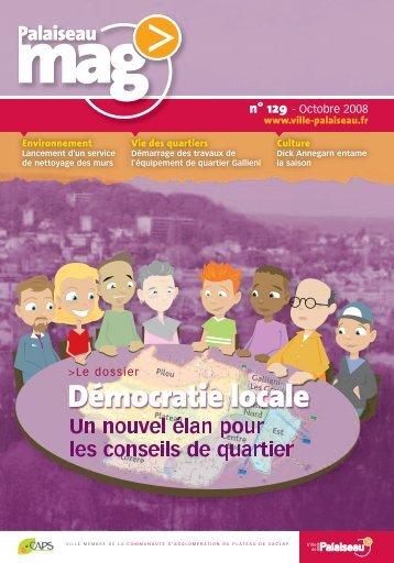 mag 103 - Ville de Palaiseau