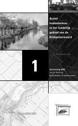 Jaarverslag 2008 - SBK-Krimpenerwaard.nl