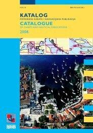 catalogue - Hrvatski hidrografski institut