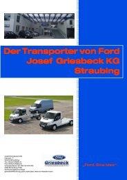 Nutzfahrzeuge Nutzfahrzeuge - Ford Griesbeck Straubing