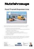 Nutzfahrzeuge Nutzfahrzeuge - Ford Griesbeck Straubing - Seite 6