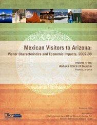 2007-08 Mexican Visitors to Arizona - Arizona Office of Tourism