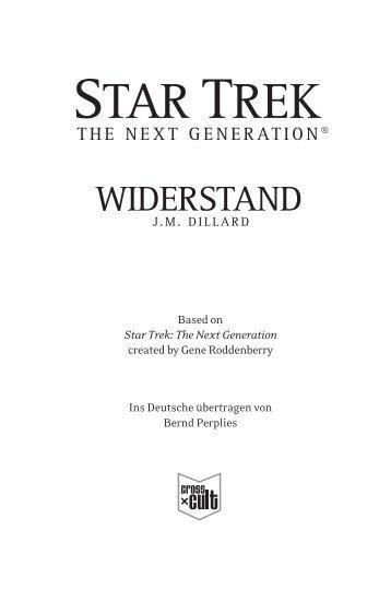Band 2: Widerstand (pdf) - Star Trek Romane