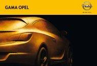 Catálago Opel