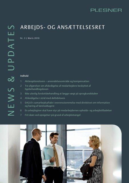 PDF fil - Plesner