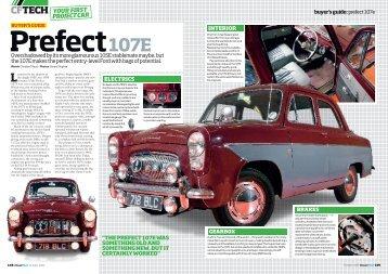 Prefect 107e - Classic Ford