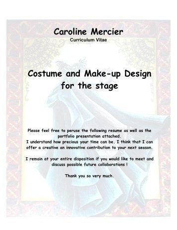 Theatre Vitae - Carolinemercier.biz