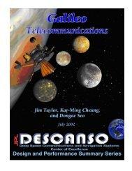 Article 5 Galileo Telecommunications - DESCANSO - NASA
