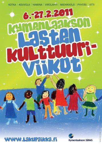 LASTEN VIIKOT - Kouvola
