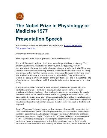 Presenting an award speech template 4 presentation speech examples.
