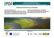 RESERVA EXTRATIVISTA DE CANAVIEIRAS Colônia de Pesca Z ...