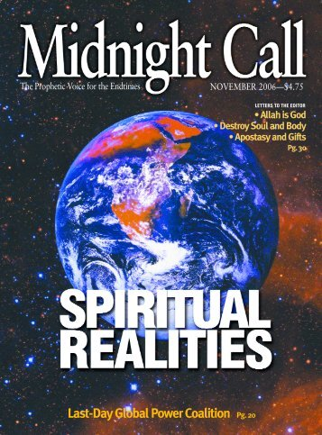 Last-Day Global Power Coalition Pg. 20 - Midnight Call Ministries