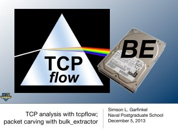 2013-12-05_tcpflow-and-BE-update