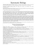 Front Matter (PDF) - Systematic Biology - Page 2