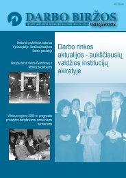 DBN 2009 02.pdf - Lietuvos darbo birža