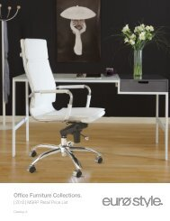 Office Furniture Collections. - Decoro 360