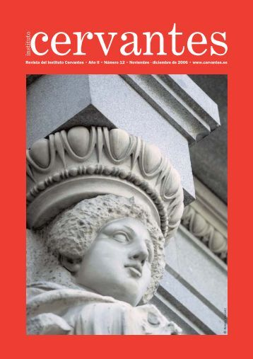 Revista completa (1883 Kb) - Instituto Cervantes