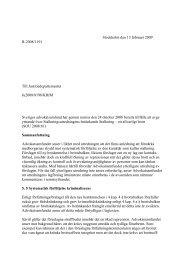 Stalkning - ett allvarligt brott - Advokatsamfundet