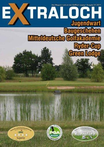 Jugendwart Baugeschehen Mitteldeutsche ... - GolfPark Leipzig