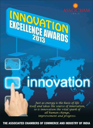 INNOVATION - The Associated Chambers of Commerce and ...