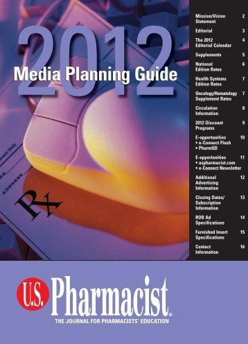 2012 - U.S. Pharmacist