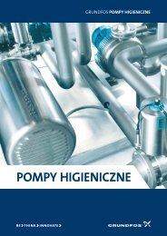 Pompy_higieniczne - Stal nierdzewna