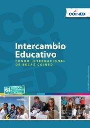 Intercambio Educativo FONDO INTERNACIONAL DE BECAS COINED