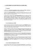 Le M E J : un mouvement apostolique qui prend sa part de ... - Page 4