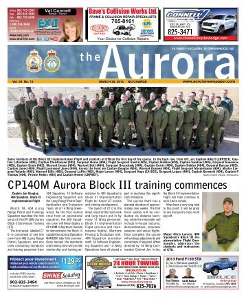 Mar 25 2013 - The Aurora Newspaper