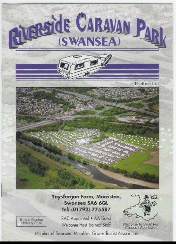 Download Brochure(1.2Mb PDF) - Riverside Caravan Park