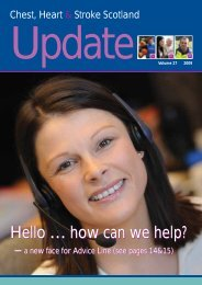 Hello … how can we help? - Chest Heart & Stroke Scotland