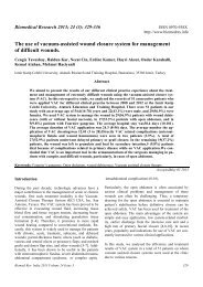 The use of vacuum-assisted wound closure system for management ...