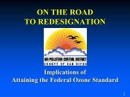 On the Road to Redesignation - San Diego Health Reports and ...