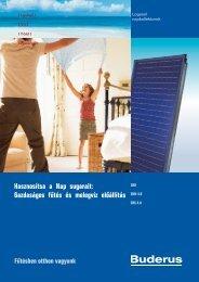 Hasznosítsa a Nap sugarait: Gazdaságos fűtés és melegvíz előállítás