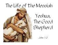 Yeshua, The Good Shepherd The Life of the Messiah