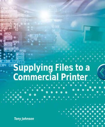 Supplying Files to a Commercial Printer - Department of Housing ...
