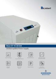 Hinet XT 10-30 kVA Uninterruptible Power Supply - Connex Telecom