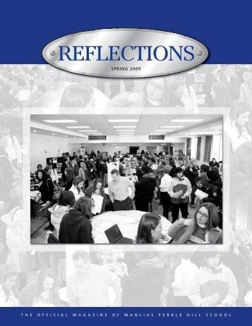 Reflections 2009:Reflections v4 - Manlius Pebble Hill School