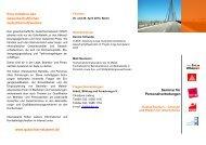 Flyer Duales Studium PDF - bei WAP! - IG Metall