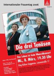 Frauentag_Plakat_A3 - IG Metall Gaggenau