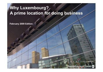 A prime location for doing business - The American Chamber of ...
