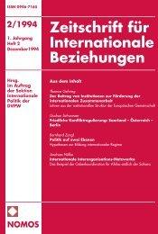 Rational Choice und kommunikatives Handeln - Zeitschrift für ...